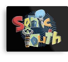 Sonic Youth Metal Print