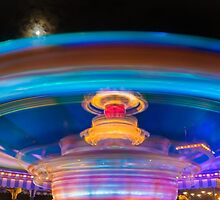Spin With Dumbo the Flying Elephant by jjacobs2286