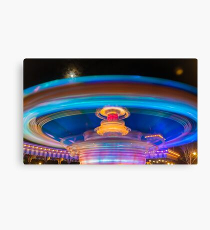 Spin With Dumbo the Flying Elephant Canvas Print