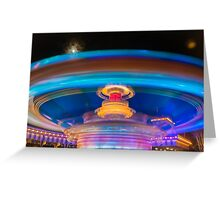 Spin With Dumbo the Flying Elephant Greeting Card