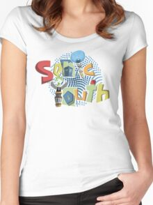 Sonic Youth Women's Fitted Scoop T-Shirt