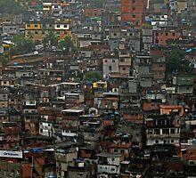 Rocina - Rio de Janeiro by Miguel De Freitas