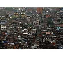 Rocina - Rio de Janeiro Photographic Print