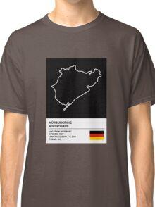 Nürburgring [Nordschleife] - v2 Classic T-Shirt