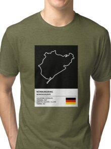 Nürburgring [Nordschleife] - v2 Tri-blend T-Shirt