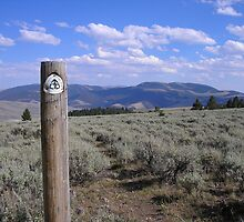 Walking The Backbone - A Photographic Journey on the Continental Divide Trail by Paul Magnanti