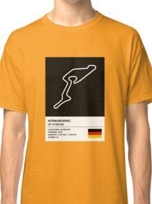 Nürburgring [GP-Strecke] - v2 Classic T-Shirt