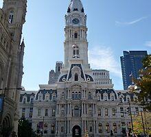 City Hall by Jeff Clark