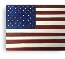 For the Land of the Free Canvas Print