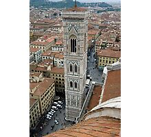 Cityscape - Florence, Italy Photographic Print