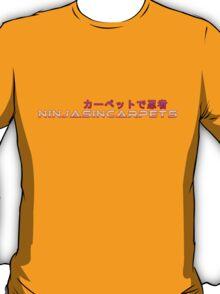 Ninjas In Carpets Logo Design! T-Shirt
