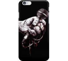 Hardcore Fist Black  iPhone Case/Skin