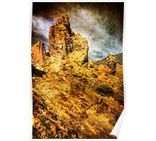 Teide Rocks ! Poster