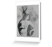Shadow Greeting Card