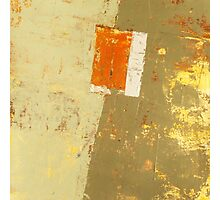 Forces 2 - Original acrylic abstract painting on canvas Photographic Print