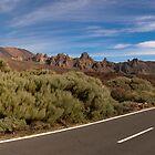 Teide Crater  by Kelvin Hughes