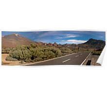 Teide Crater  Poster