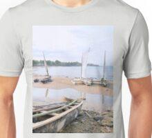 a desolate Sao Tome and Principe landscape Unisex T-Shirt