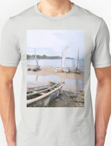 a desolate Sao Tome and Principe