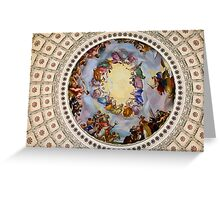 Capitol Color Greeting Card