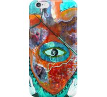 Chaining Hearts iPhone Case/Skin