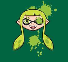 Splatoon Green T-Shirt