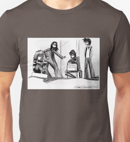 The Who Unisex T-Shirt