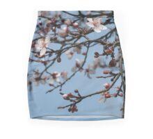 cherry blossum tree Mini Skirt