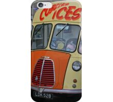 Ice Cream Van iPhone Case/Skin