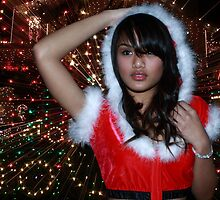 X-Mas with Roxanne by jnisbet