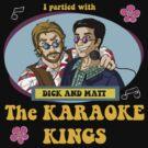 The Karaoke Kings by TheTrickyOwl