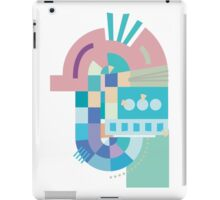 Pixelface profile iPad Case/Skin