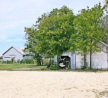 Barn in Walburg, TX by adrinahDESIGN