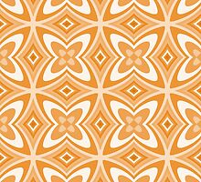 Retro 70's Pattern Two - 2 of 5 - (please see notes) by Ra12
