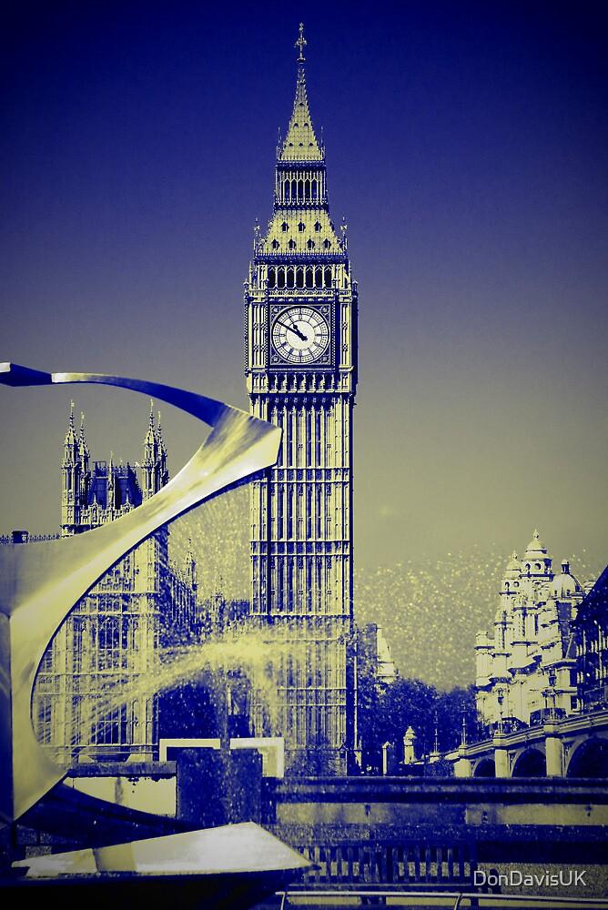 Big Ben: London UK: The Story of the Bell by DonDavisUK