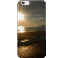 Sun-down iPhone Case/Skin