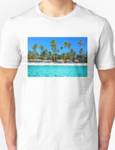 Postcard from Punta Cana, The Dominican Republic Unisex T-Shirt