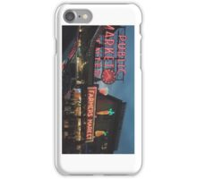 Pike Place Market: Phone Case iPhone Case/Skin