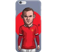 Wazza iPhone Case/Skin