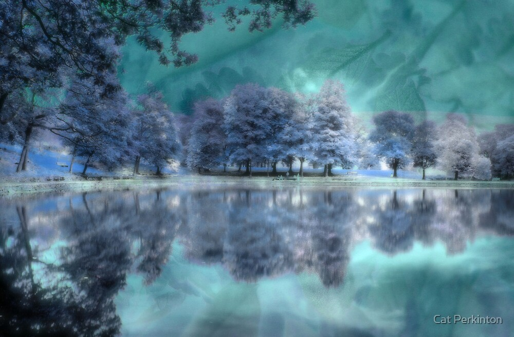 softwater blue by Cat Perkinton