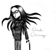 Chad Channing by Hannah Christine Nicholson