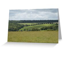 Henley-on-Thames, England Greeting Card