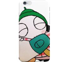 Sarah and Duck iPhone Case/Skin