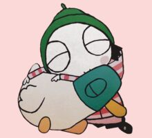 Sarah and Duck One Piece - Long Sleeve