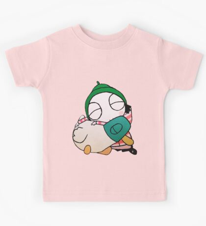 Sarah and Duck Kids Tee