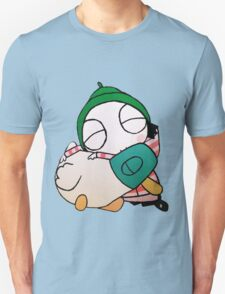 Sarah and Duck Unisex T-Shirt