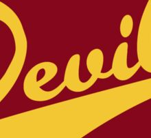 Retro Arizona State University Sun Devils Sticker