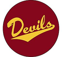 Retro Arizona State University Sun Devils Photographic Print