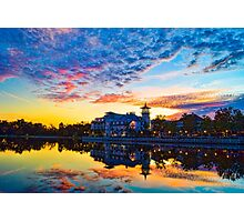 Celebration, Florida and the Grand Bohemian Hotel Photographic Print