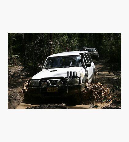 Mud Glorious Mud Photographic Print